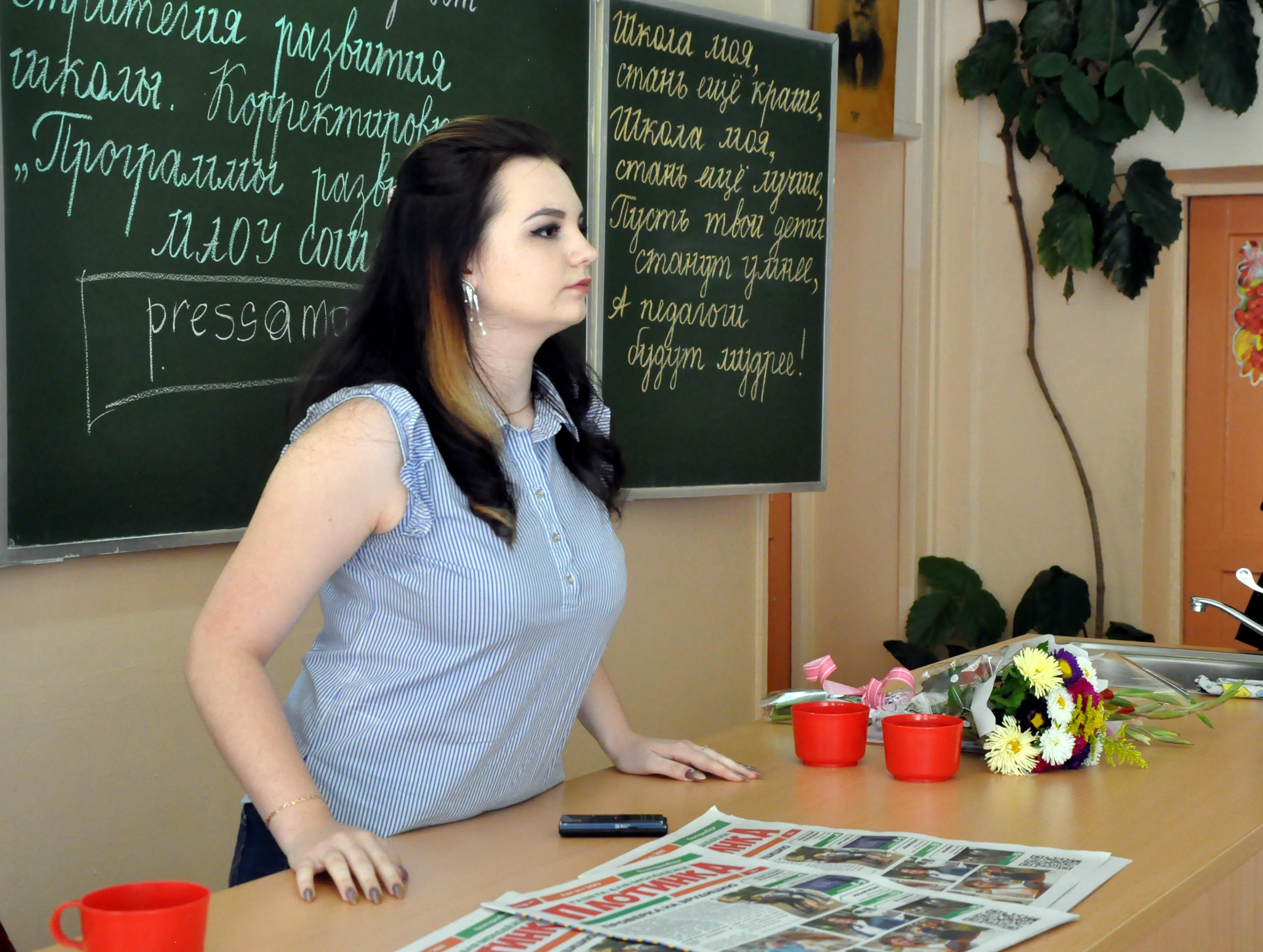 В школах первого сентября прошли уроки профориентации