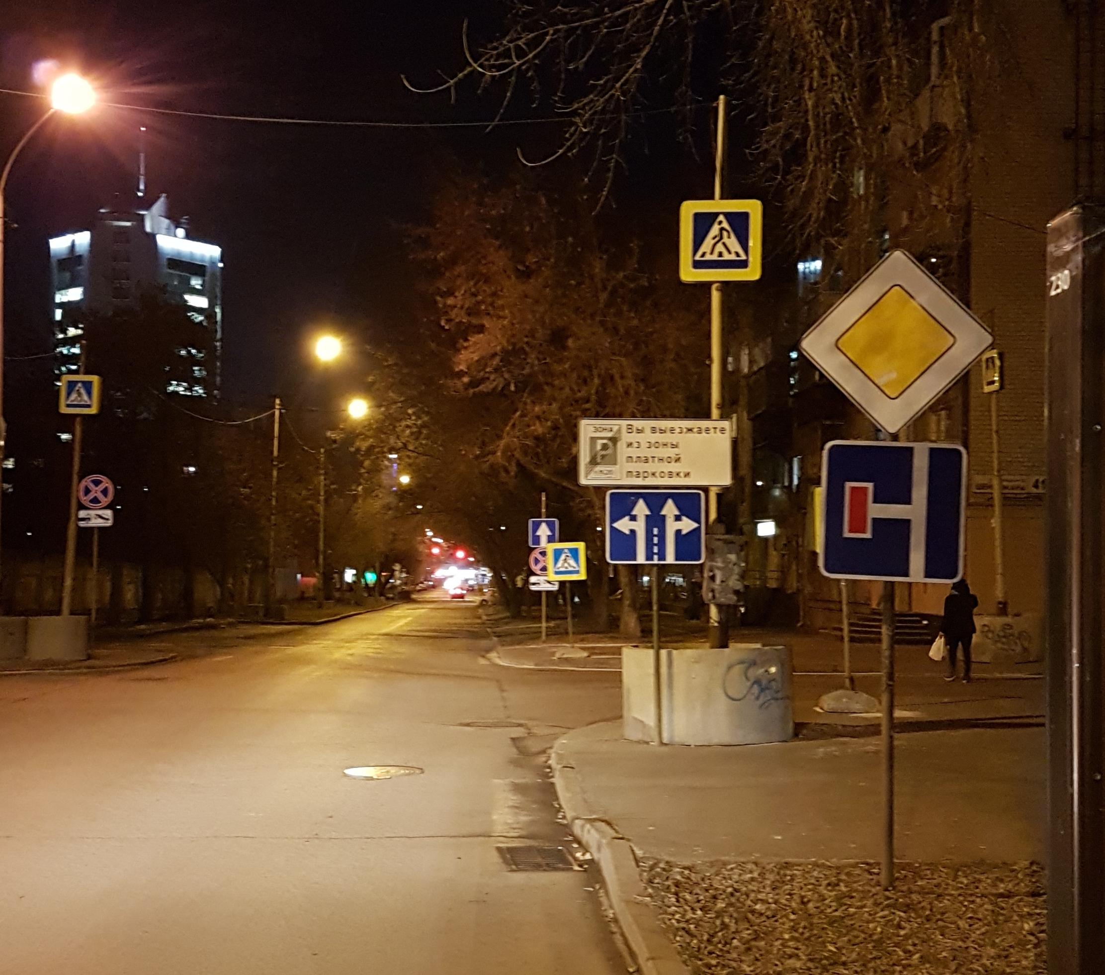 Автомобилисты, будьте внимательны! На перекрестке Шейнкмана — Попова исчез светофор